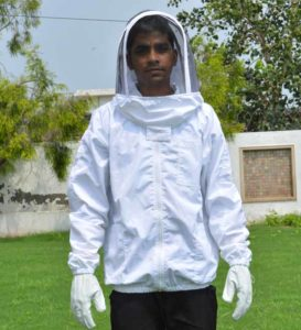 Organic Bee Suit