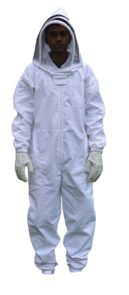 cotton bee suit