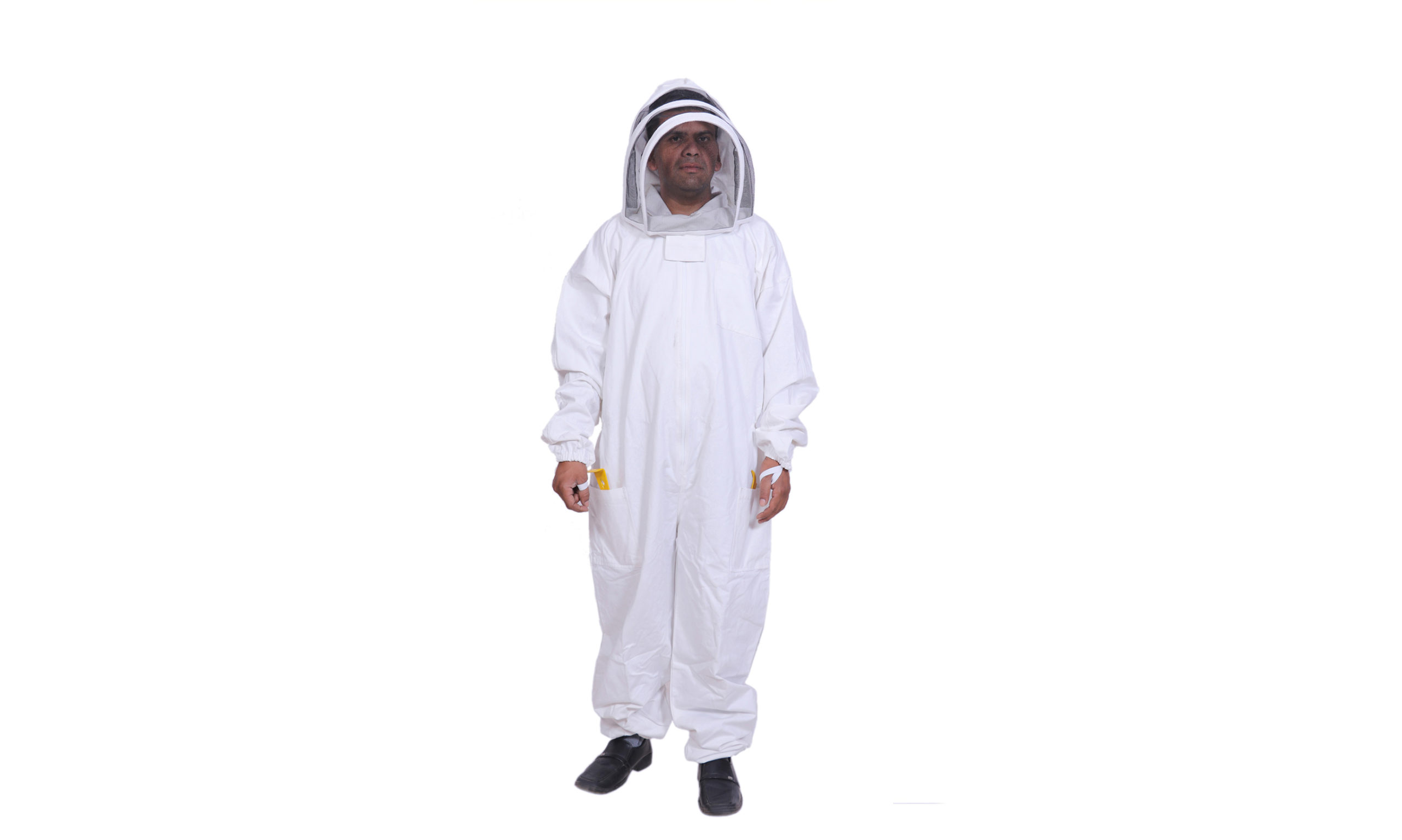 Heavy Duty Full Beekeeping Suit NEW Free shipping! size XXL Free gloves